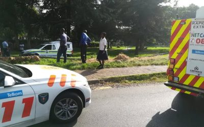 Man shot dead in his BMW while waiting at Joburg intersection