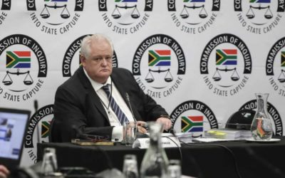 Angelo Agrizzi on robbery: 'I just don't want to talk about it'