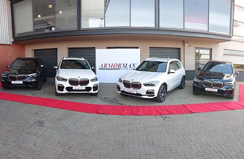 BMW X5s April 2019