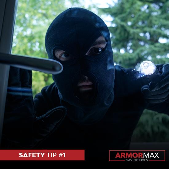 #1 General Safety Tip – HOME